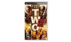 Army of Two The 40th Day (PSP)