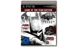 Batman: Arkham City, Game of the Year Edition (PlayStation 3)