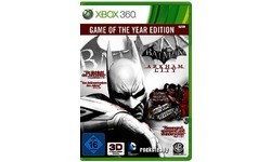 Batman: Arkham City, Game of the Year Edition (Xbox 360)