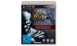 Batman: Arkham Collection (PlayStation 3)