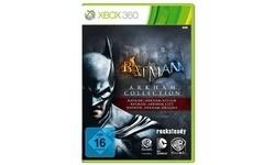 Batman: Arkham Collection (Xbox 360)