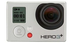 GoPro Hero3+ Silver Edition HD Action Camcorder
