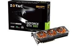Zotac GeForce GTX 980 AMP! Edition 4GB