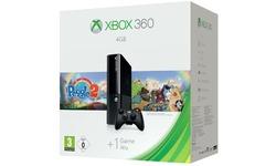 Microsoft Xbox 360 4GB Peggle 2 Pack