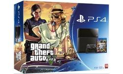 Sony PlayStation 4 500GB + GTA V