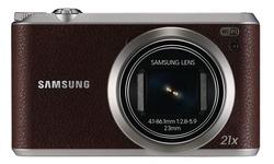 Samsung WB351F Brown