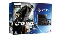 Sony PlayStation 4 500GB + Watch Dogs