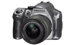 Pentax K-30 18-55 kit Silver