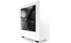 NZXT Source S340 Window White