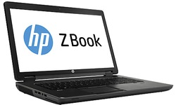HP ZBook 17 (J7U72AW)