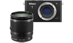Nikon 1 J4 10-100 kit Black