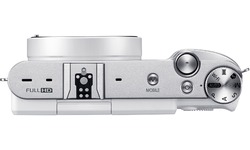 Samsung NX3000 + 16-50 kit White