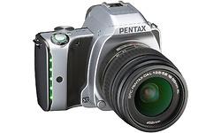 Pentax K-S1 18-55 kit Silver