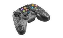 "Datel Wildfire Evo Bluetooth Wireless Controller + 1.7"" LCD Display for PS3"