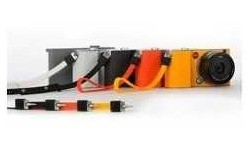 Leica Wrist Strap Orange