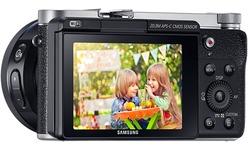 Samsung NX3000 16-50 + SEF-8A kit Black