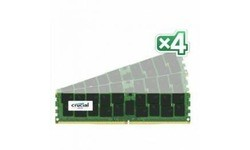 Crucial 128GB DDR4-2133 CL15 ECC quad kit