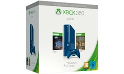 Microsoft Xbox 360 500GB + Max: The Curse of Brotherhood + Toy Soldiers