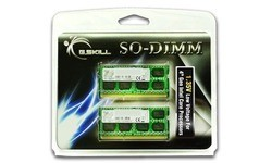 G.Skill 8GB DDR3L-1600 CL9 Sodimm kit