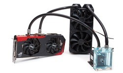 Asus GeForce GTX 980 Poseidon Platinum 4GB