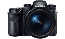 Samsung NX1 16-50 + 50-150 kit Black