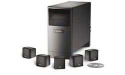 Bose Acoustimass 6 Home Cinema Speaker System Black