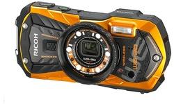 Ricoh WG-30 Orange