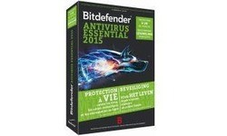 Bitdefender AntiVirus Essential 2015 1-user (NL/FR)