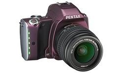 Pentax K-S1 18-55 kit Purple