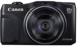 Canon PowerShot SX710 HS Black