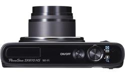 Canon PowerShot SX610 HS Black