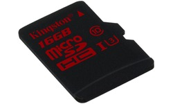 Kingston MicroSDHC UHS-I U3 16GB