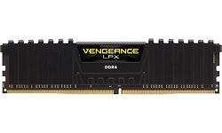 Corsair Vengeance LPX Black 8GB DDR4-2400 CL14 kit