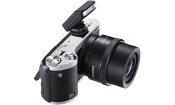 Samsung NX 300M PowerZoom 18-55 + 50- 200 kit Black