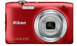 Nikon Coolpix S2900 HD Red