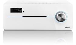 Lenco BT-9000 White