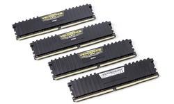 Corsair Vengeance LPX Black 16GB DDR4-3200 CL16 quad kit