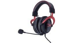 Kingston HyperX Cloud II Red