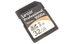 Lexar Professional SDHC UHS-II U3 1000x 32GB