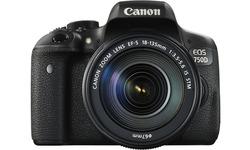 Canon Eos 750D 18-135 kit