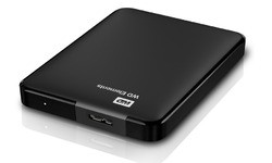 Western Digital Elements Exclusive Portable HDD 2TB Black