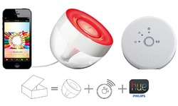 Philips Hue Iris Clear Starter Pack