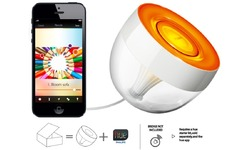 Philips Hue Iris Clear Single Pack