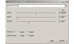 EVGA GeForce GTX 980 K|NGP|N ACX 2.0+ 4GB