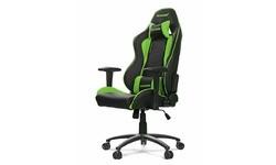 AKRacing Nitro Gaming Chair Black/Green