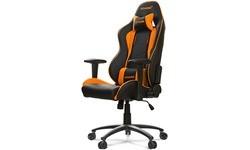 AKRacing Nitro Gaming Chair Black/Orange