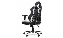 AKRacing Nitro Gaming Chair Black/White