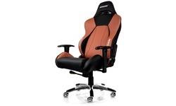 AKRacing Premium Gaming Chair Black/Brown