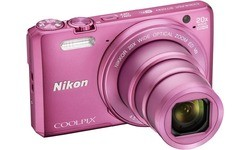 Nikon Coolpix S7000 Pink