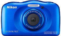 Nikon Coolpix S33 Blue